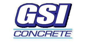 GSI Concrete logo