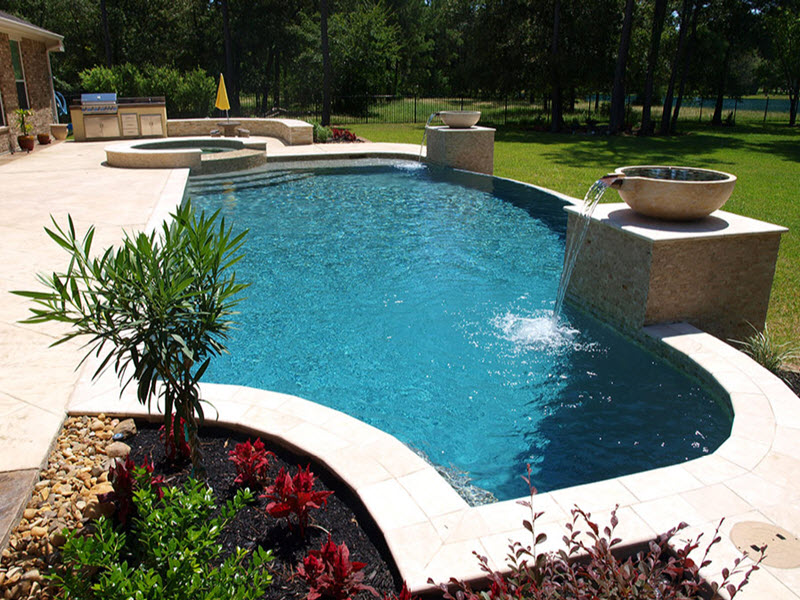 GSI Pool Finishes Pool Builders