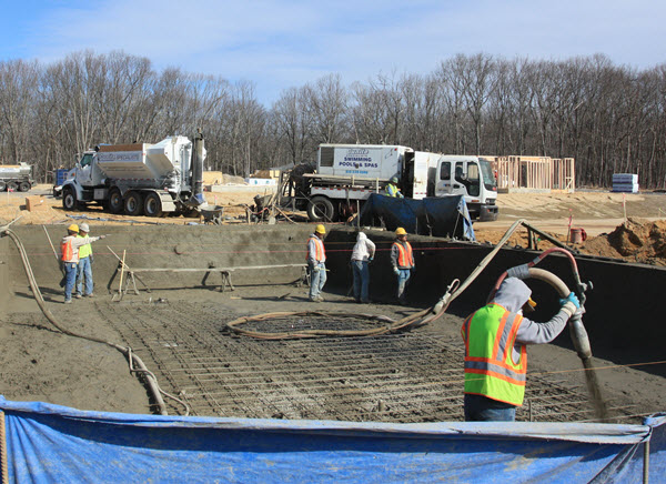Gunite Swimming Pool Construction Experts